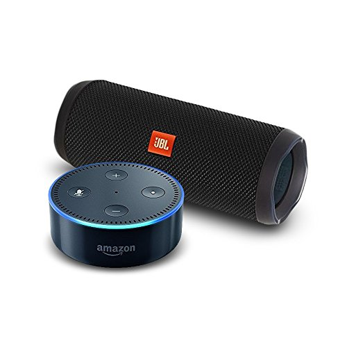 echo dot 2nd generation black jbl flip 4 waterproof. Black Bedroom Furniture Sets. Home Design Ideas