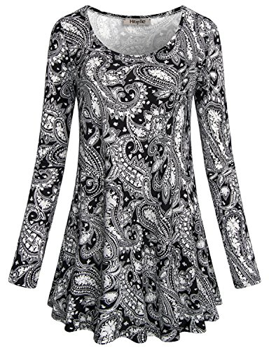 Hibelle womens peasant tops ladies saver cyber monday for Cyber monday deals mens dress shirts